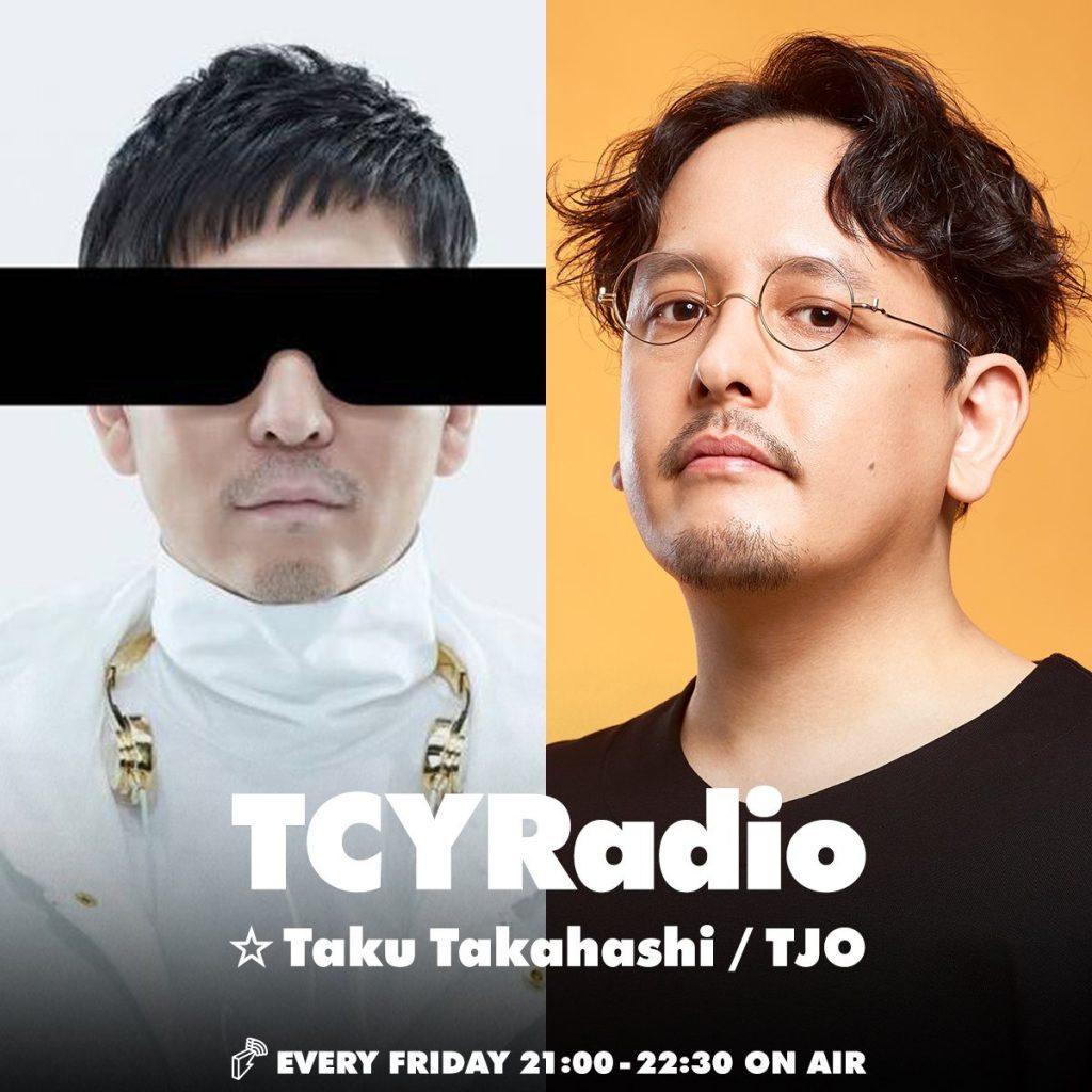 2019/08/02(金)放送のラジオ block.fm『TCY Radio』にゲスト出演!