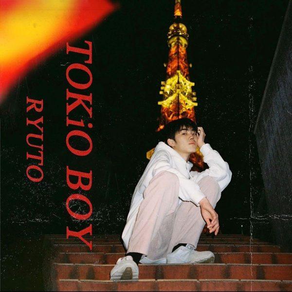 """""""RYUTO"""" 1st EP『TOKiO BOY』にYackleが参加!"""