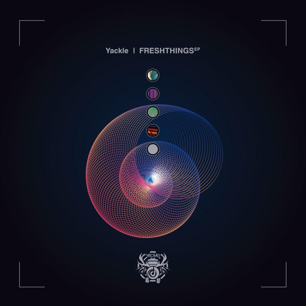 Yackle・FRESHTHINGS – FRESHTHINGS EP